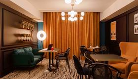 里昂中心撒克斯拉斐爾美居酒店 - 里昂 - 里昂 - 休閒室