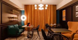 Mercure Lyon Centre Saxe Lafayette - Lyon - Sala de estar