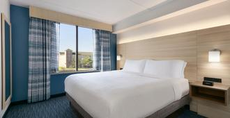 Holiday Inn Express Hotel & Suites Norfolk Airport, An IHG Hotel - נורפולק - חדר שינה