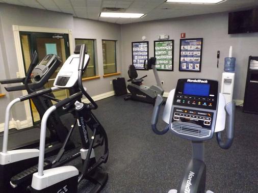 Best Western Plus Kalamazoo Suites - Kalamazoo - Gym