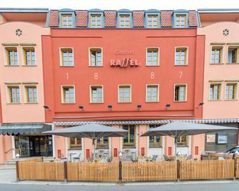 Hotel Restaurant Bistro Raffel - Jennersdorf - Gebouw