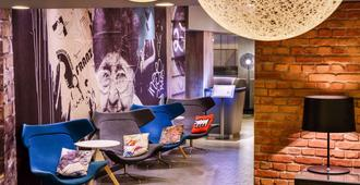 ibis London City - Shoreditch - London - Lounge