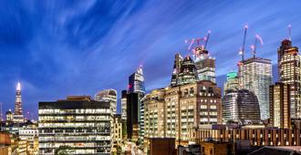 ibis London City - Shoreditch - לונדון - נוף חיצוני