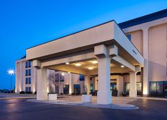 Hampton Inn Kansas City-Liberty - Kansas City - Rakennus