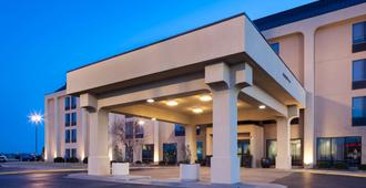 Hampton Inn Kansas City-Liberty - Kansas City - Bygning
