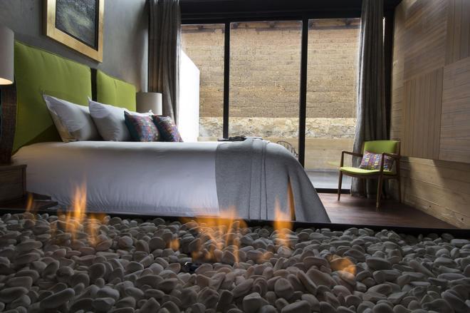 Uvence Arte + Hotel - San Cristóbal de las Casas - Makuuhuone