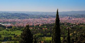 Fh55 Hotel Villa Fiesole - Florence - Outdoor view