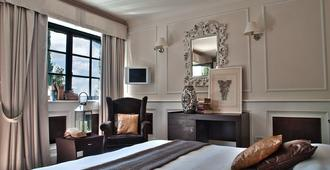 Fh55 Hotel Villa Fiesole - Florencia - Habitación