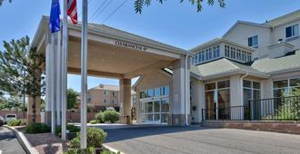 Hilton Garden Inn Albuquerque/Journal Center - Alburquerque - Edificio