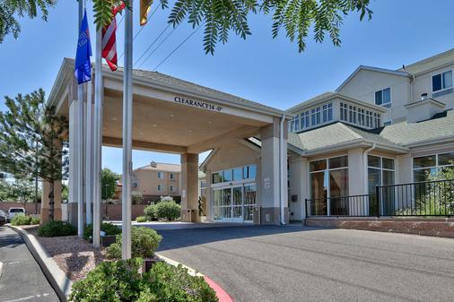 Hilton Garden Inn Albuquerque/Journal Center - Albuquerque - Building