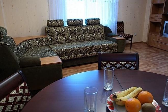 Hotel Maxim - Tuapse - Living room