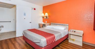 Motel 6 Vacaville - Vacaville - Κρεβατοκάμαρα