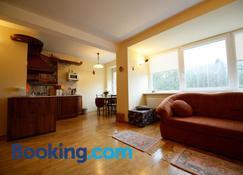 Ramresort Apartment - Birštonas - Living room