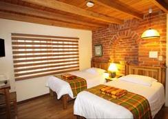 Vieja Cuba Hotel - Quito - Bedroom