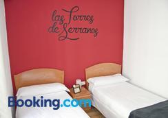 Jero Rooms - Valencia - Bedroom
