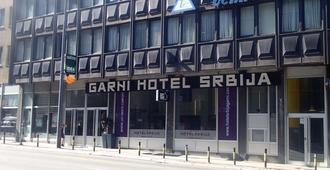Hotel Srbija Garden Ex Garni - Belgrade - Building