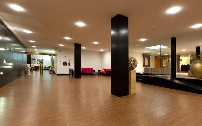 Forte De Sao Francisco Hotel - Chaves - Lobby