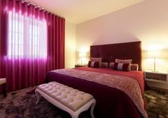 Forte De Sao Francisco Hotel - Chaves - Schlafzimmer