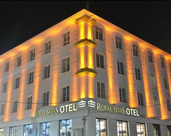 Royal Sivas Hotel - Sivas - Building