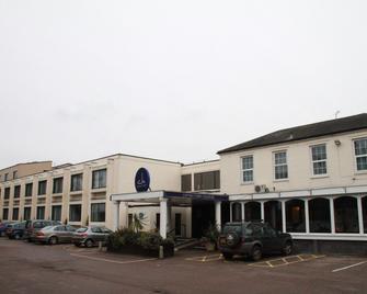 Best Western Ipswich Hotel - Ipswich - Building