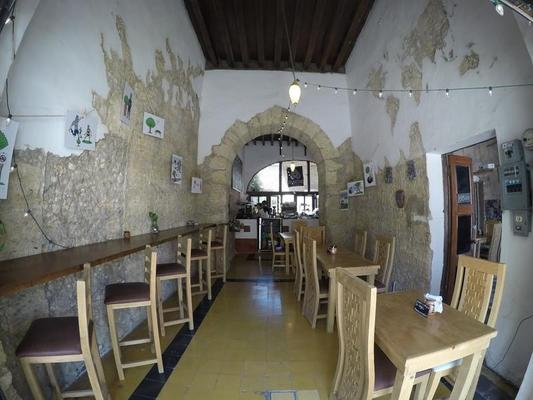Amatle Cafe Organico & Hostel - Monterrey - Restaurant
