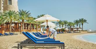 Four Seasons Hotel Doha - Doha - Beach