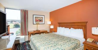市場公共區速 8 酒店 - 麥爾托海灘 - 美特爾海灘 - 臥室