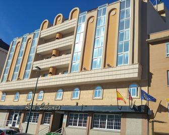 Hotel Cabañas - Puertollano - Building