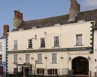 Relaxinnz Old Crown Coaching Inn - Faringdon - Gebäude