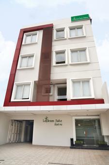 Legreen Suite Gatot Subroto - Jakarta - Toà nhà