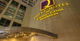 Quest Hotel & Conference Center - Cebu - Cebu - Rakennus