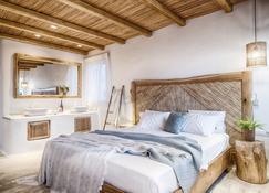 Orkos Beach - Mikri Vigla - Schlafzimmer