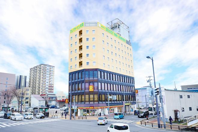 青森Select Inn飯店 - 青森 - 建築
