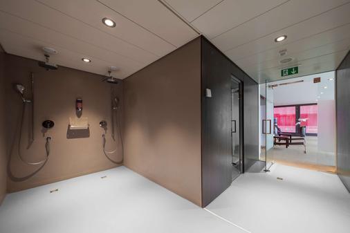 Radisson Blu Hotel, Lucerne - Lucerne - Bathroom