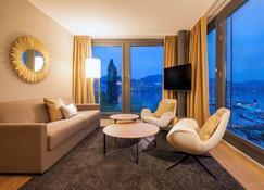 Radisson Blu Hotel, Lucerne - Lucerne - Living room