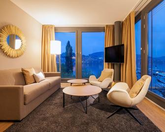 Radisson Blu Hotel, Lucerne - Lucerne - Stue