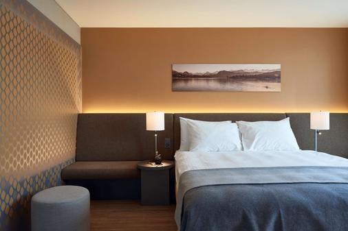Radisson Blu Hotel, Lucerne - Lucerne - Bedroom