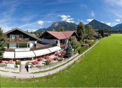 Hotel Fuggerhof - Oberstdorf - Toà nhà