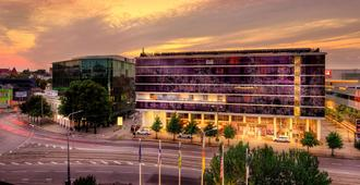 Nordic Hotel Forum - Tallín - Edificio