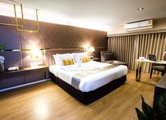 Rayong City Hotel - Rayong - Phòng ngủ