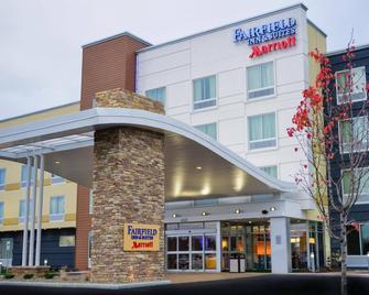 Fairfield Inn & Suites Canton South - Canton - Building