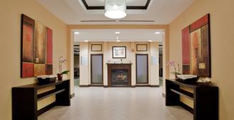 Holiday Inn Express Hotel & Suites Raleigh Sw Nc State - Ράλεϊ - Ρεσεψιόν