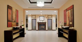 Holiday Inn Express Hotel & Suites Raleigh Sw Nc State, An IHG Hotel - ראליי - דלפק קבלה