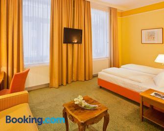 Hotel Herzoghof - Baden bei Wien - Slaapkamer