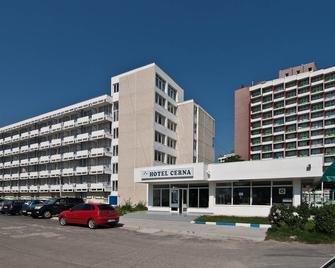 Hotel Cerna - Saturn - Gebäude