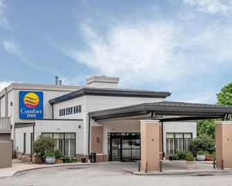 Comfort Inn Bloomington near University - Bloomington - Building