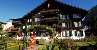 Hotel Chalet Swiss - Interlaken - Bygning