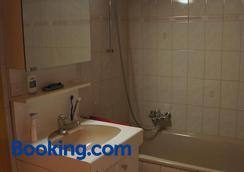 Hotel Helvetia - Zermatt - Bathroom
