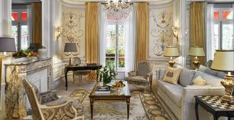 Hôtel Plaza Athénée - Dorchester Collection - Paris - Living room