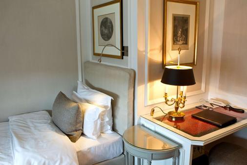 慕尼克皇宮酒店 - 慕尼黑 - 慕尼黑 - 臥室